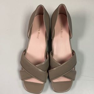 Taryn Rose kaida low wedge shoes